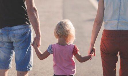 Jubilación con hijos familia