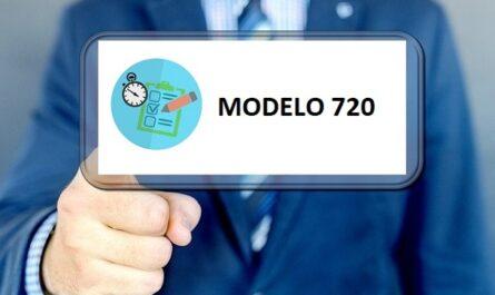 Modelo 720, tramitación y presentación