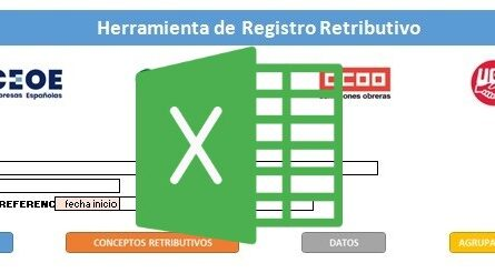 Plantilla registro retributivo
